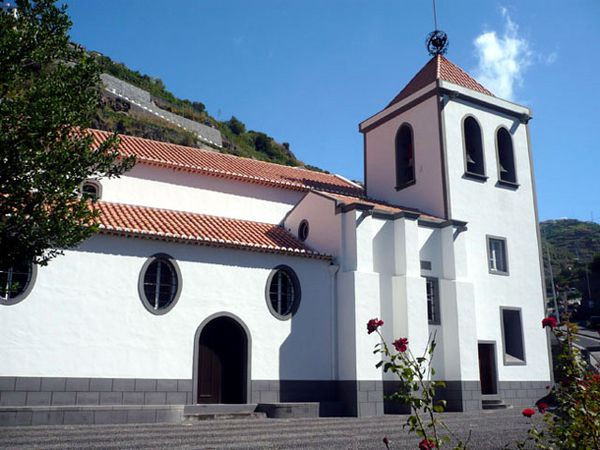 Church in Calheta
